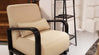 Spend quality time at home relaxing on this comfortable John Armchair