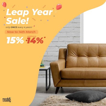 2020 Leap Year Sale