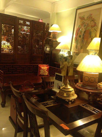 Where To Find Chinese Antique Furniture In Singapore