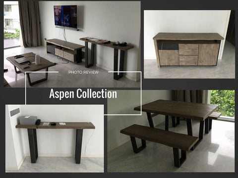 Aspen Collection review