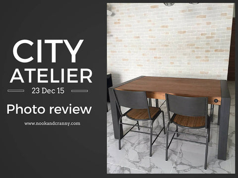 City extendable reviews