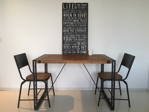 City Small dining set