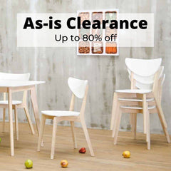 As-is Furniture Clearance Sale