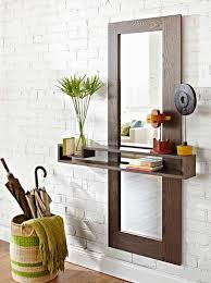 Entry way mirror