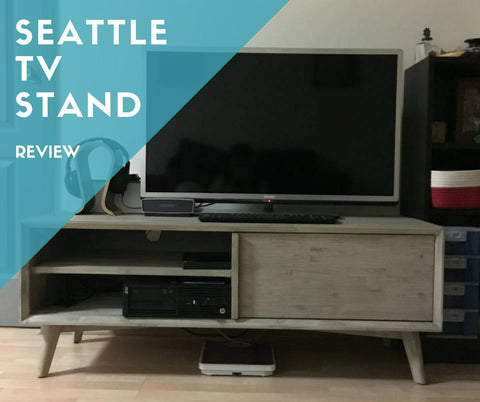Seattle TV Console