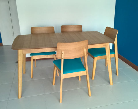 Visby dining set review