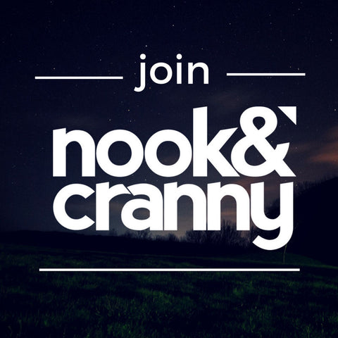 Join Nook and Cranny