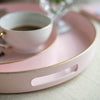 Blush Minimalist Tray