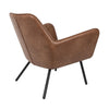 Bon Leather Lounge Chair