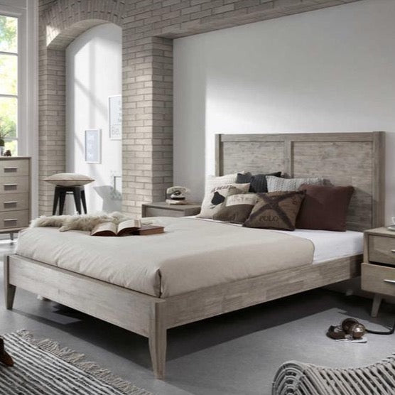 Seattle Queen Size Bed Nook And Cranny