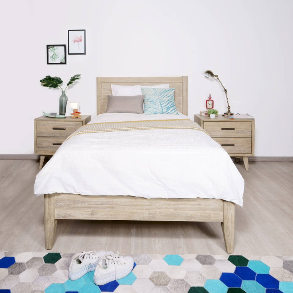 Seattle Super Single Bed Nook And Cranny
