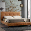 CoCo Leather Bed Frame