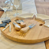 Signature Round Cheese Board