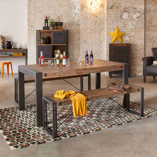 City Extendable Dining Set