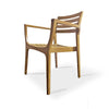 Elias Slatted Dining Chair