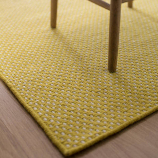 Grain Rug - Yellow