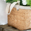 Handle Illusion Wicker Pot