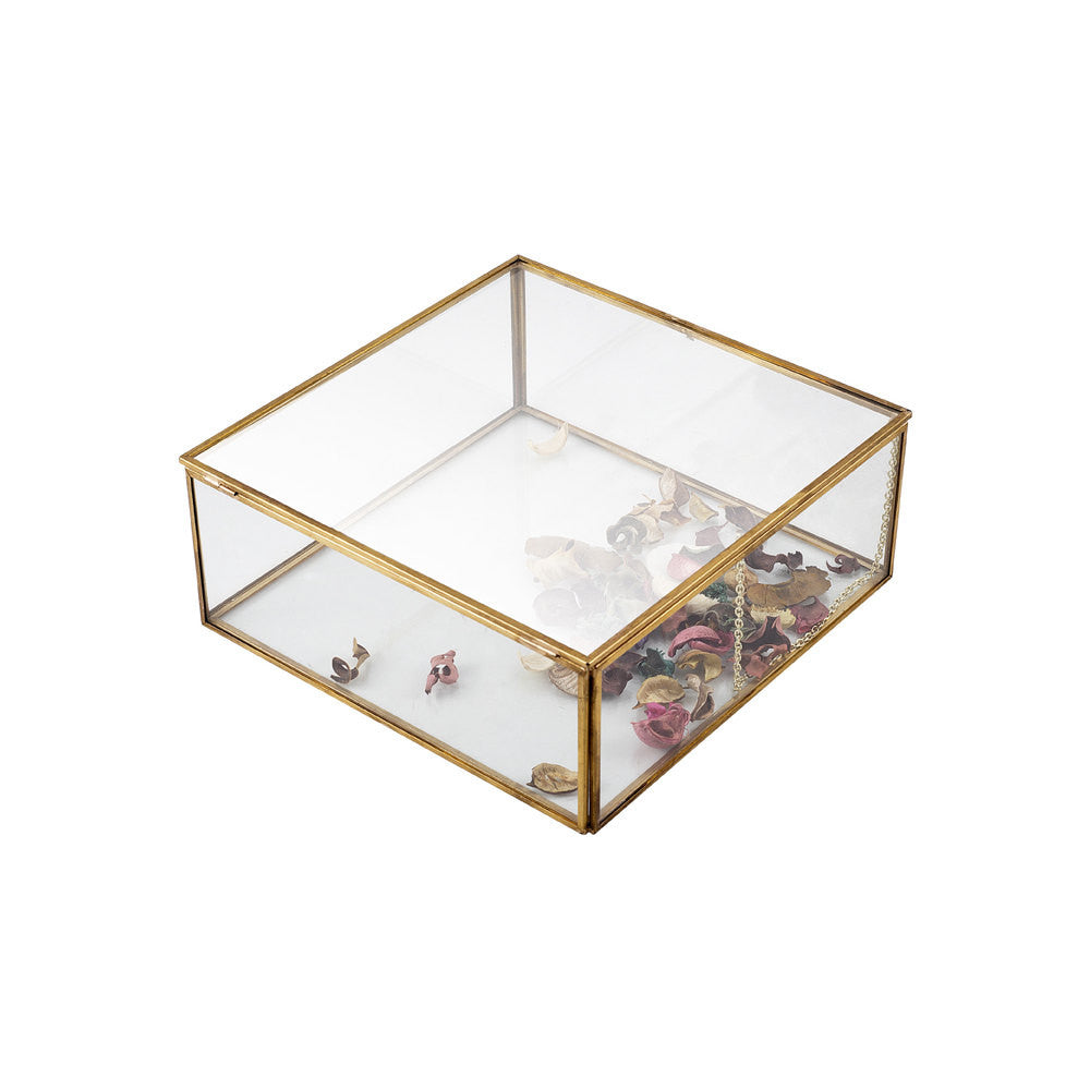 Glass Storage Box