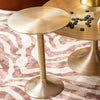 Hypnotising Round Side Table