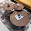 Karl Walnut Coffee Table