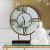 Luci Table Clock