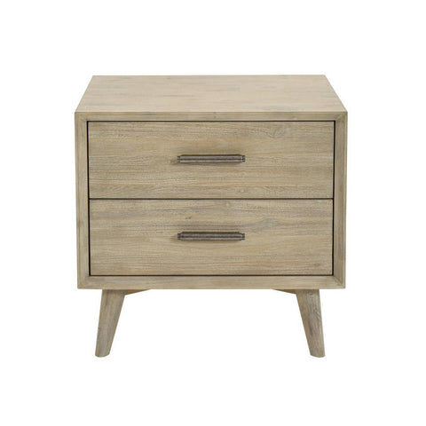 Seattle Nightstand (2 Drawers)
