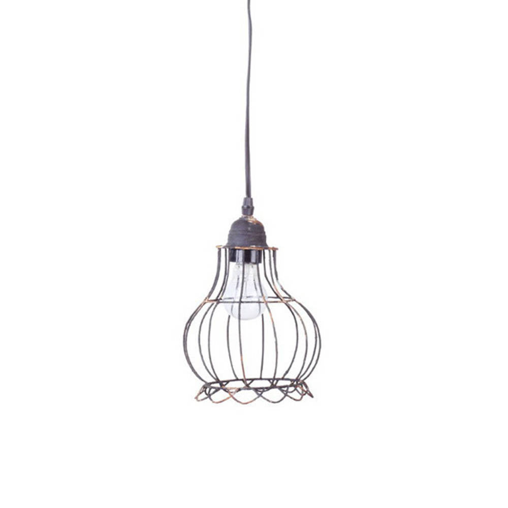 Olivia Wire Canopy Lamp