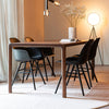 Singapore Dining Table Full Set MDF Wood