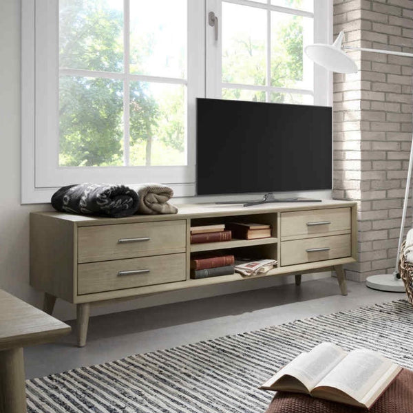 Seattle Tv Console L165 Nook And Cranny