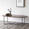 Karl Oval Coffee Table