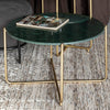 Timpa Green Marble Coffee Table
