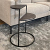 Twin Metal Round Table