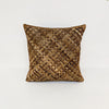 Weave Cowhide Cushion Cover