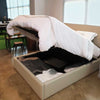 Kim Storage Bed + Mattress