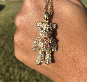 """A Bear, Oh My!"" Necklace"