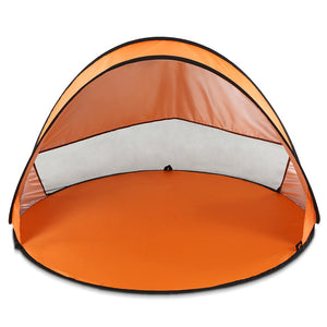 Oudoor Ultralight Camping Tent Instant Pop Up Tent Baby Beach Tent Camping Hiking Tent Anti Uv Sun Shelter For Fishing Hiking