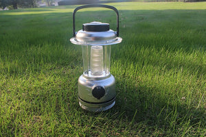 1pcs Portable  Powered Lantern Camping Light  Tent Led Lamp For Hiking Emergencies Lighting camp lamp with compass