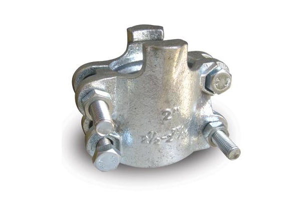 Universal Hose Couplings 2/4 Bolt Clamp