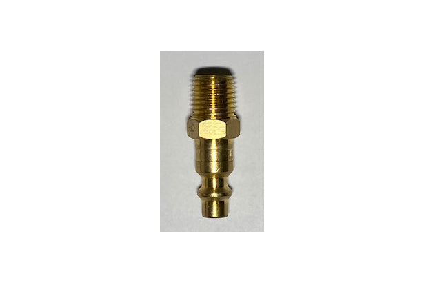 Industrial Quick Disconnect Couplings Male Coupler-1/4