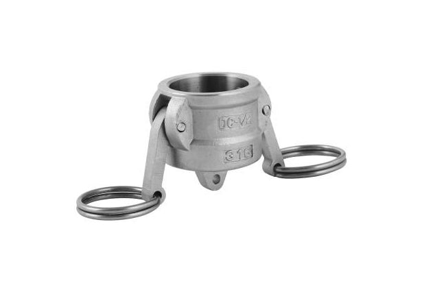 Aluminum Quick Couplings Dust Cap