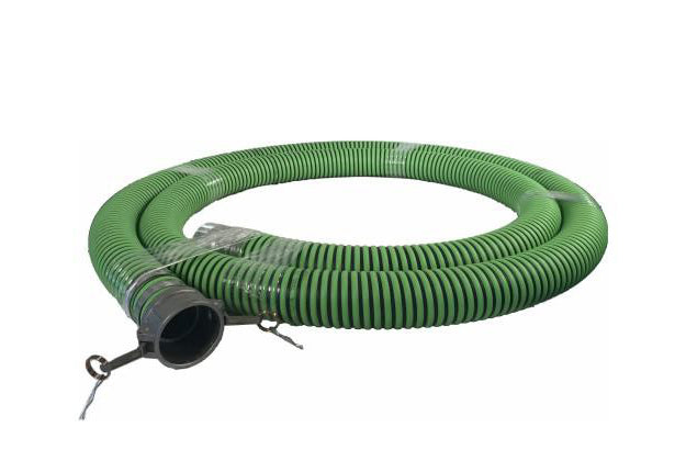 EPDM Water Suction Hose-Male x Female Camlocks