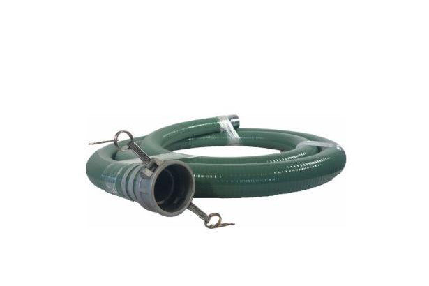 PVC Water Suction Hose-Female Camlock x Male NPT