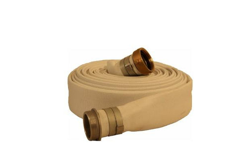 Single Jacket Mill Hose-Male x Female Camlocks