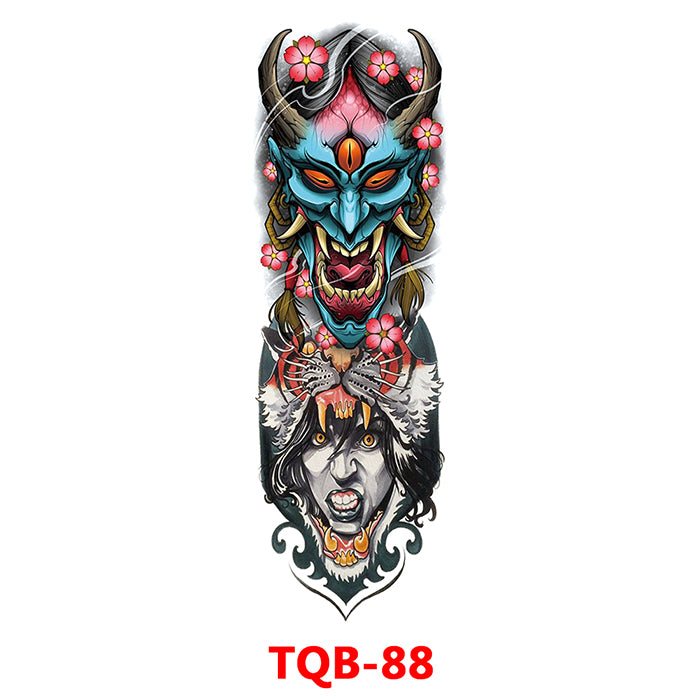 TQB88 WOMAN & YOKAI SLEEVE