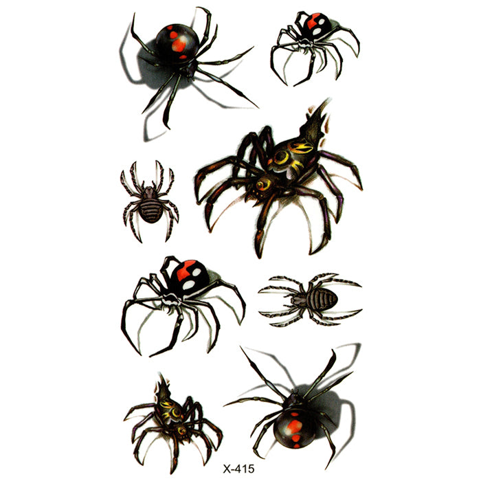 X415 LIL SPIDERS PACK