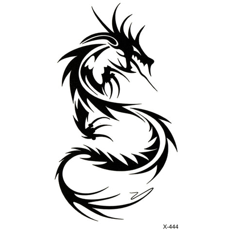 X444 LIL TRIBAL DRAGON