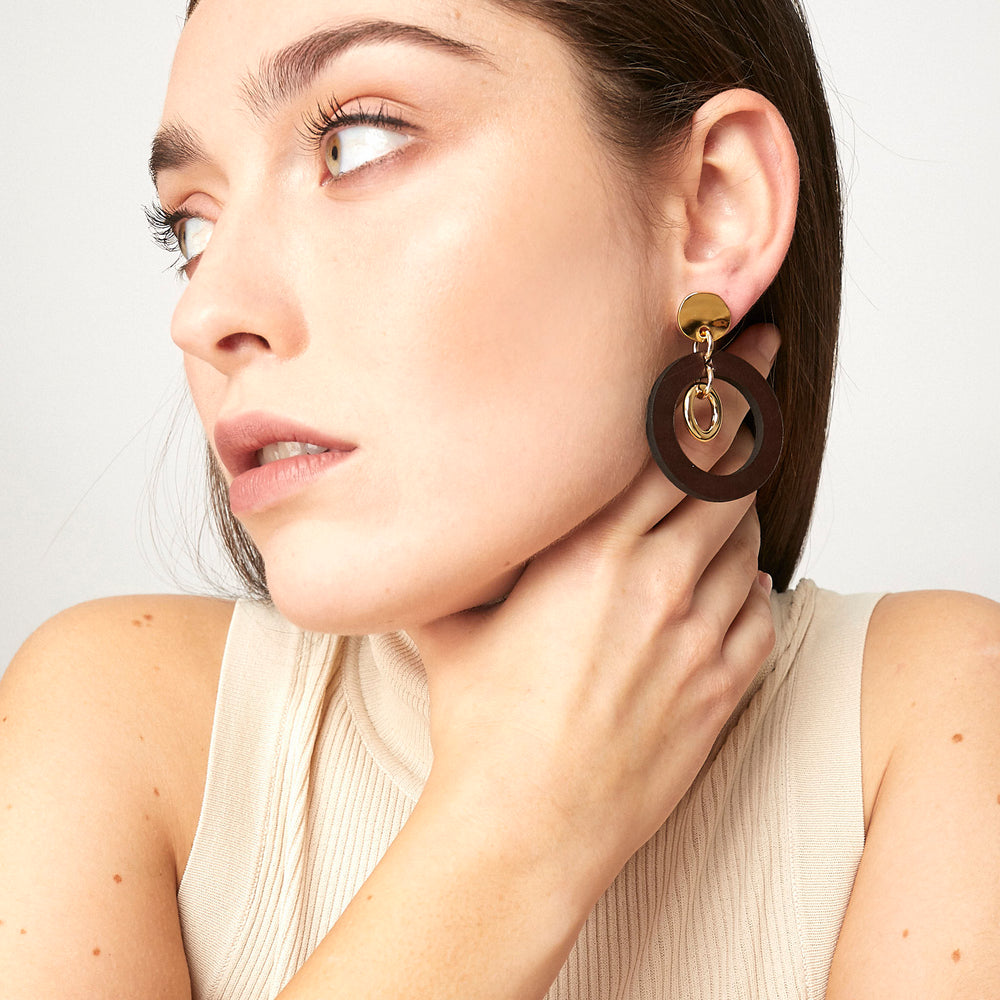 Load image into Gallery viewer, Gertrude Earrings