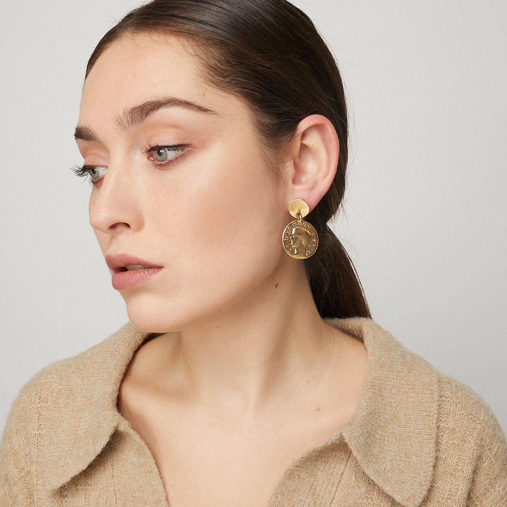 Load image into Gallery viewer, Kala Earrings