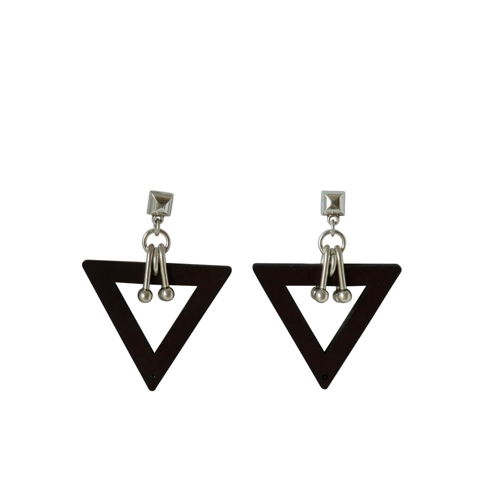 Load image into Gallery viewer, Piramide Earrings