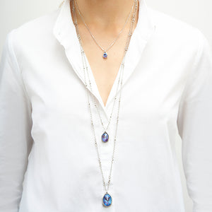 Load image into Gallery viewer, Moonshine Necklace (short)